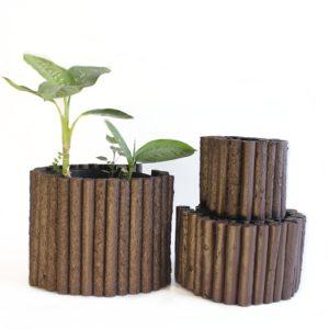 Lava Plastic Recycled Plastic Furniture Durban-Garden Edging