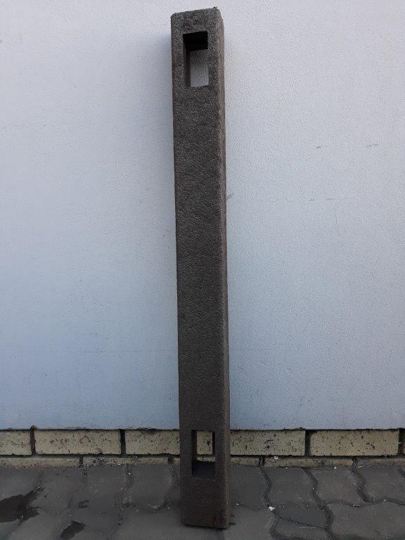 lavaplastic balustrade post
